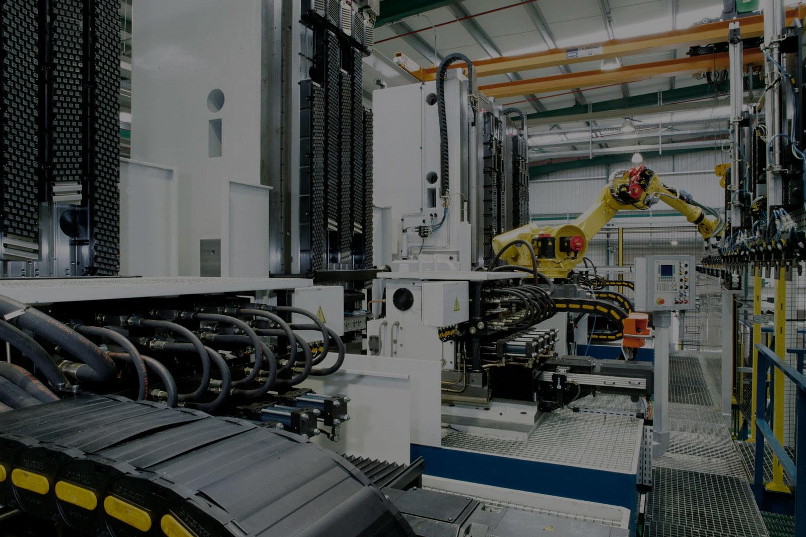 Marketing digital industrial para manufacturing